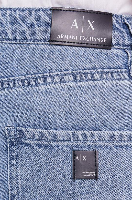 modrá Armani Exchange – Rifle