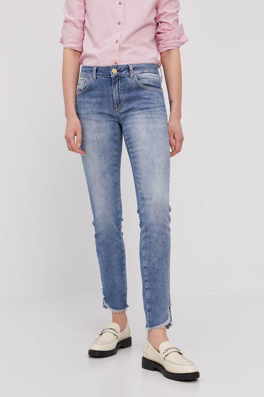 Mos Mosh - Jeansy Sumner Epic Jeans niebieski