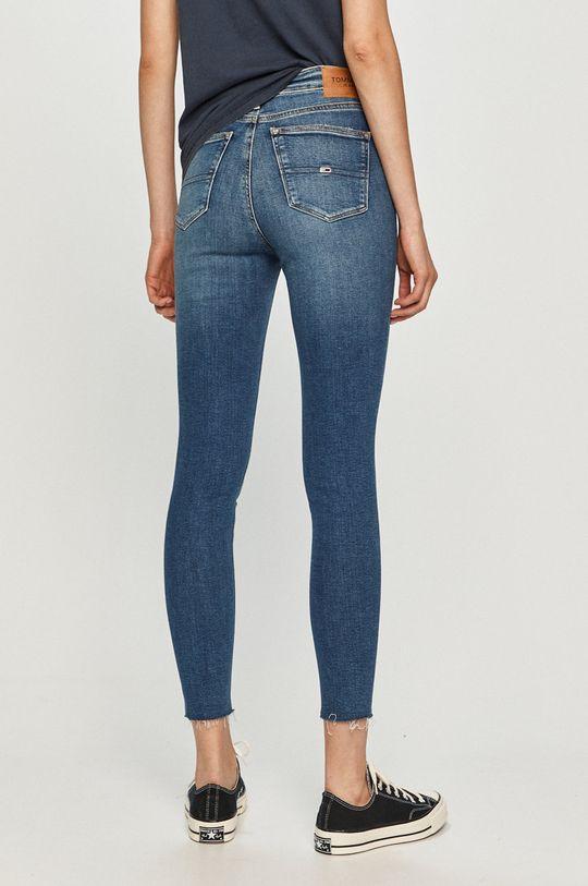 Tommy Jeans - Jeansy Nora 63 % Bawełna, 3 % Elastan, 4 % Elastomultiester, 10 % Modal, 20 % Bawełna z recyklingu
