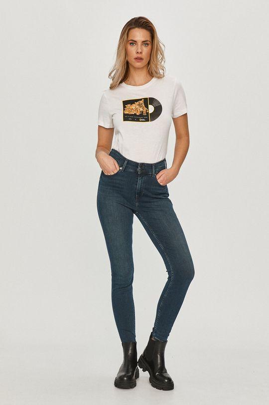 Tommy Jeans - Džíny námořnická modř