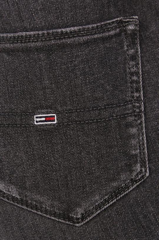 čierna Tommy Jeans - Rifle