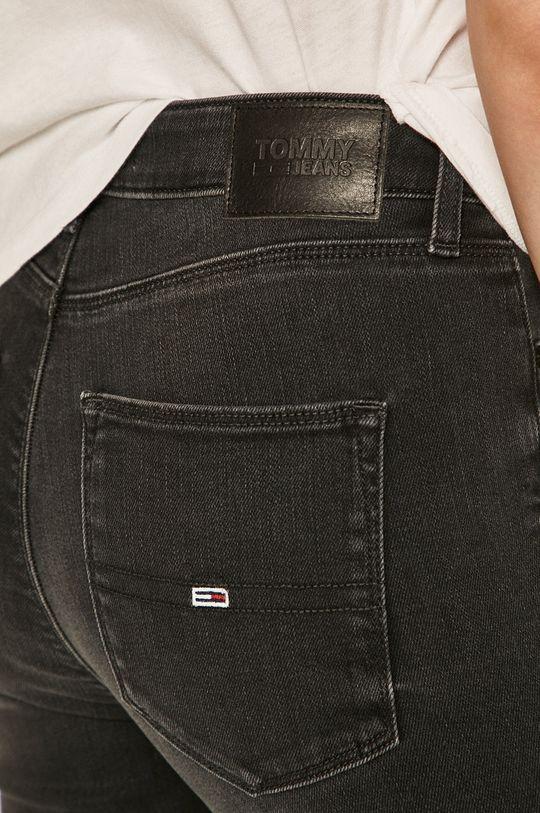 černá Tommy Jeans - Džíny Sylvia