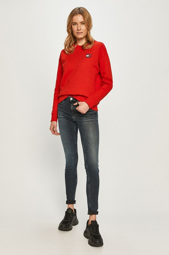 Tommy Jeans - Jeansi Nora bleumarin