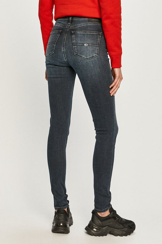 Tommy Jeans - Jeansi Nora  90% Bumbac, 3% Elastan, 7% Elastomultiester