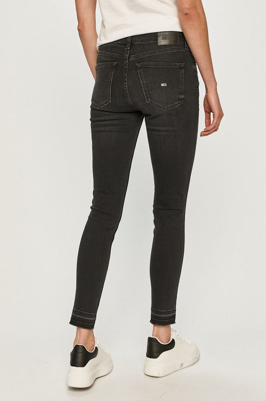 Tommy Jeans - Jeansi Nora  94% Bumbac, 2% Elastan, 4% Poliester