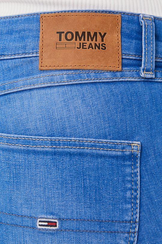 niebieski Tommy Jeans - Jeansy Sophie