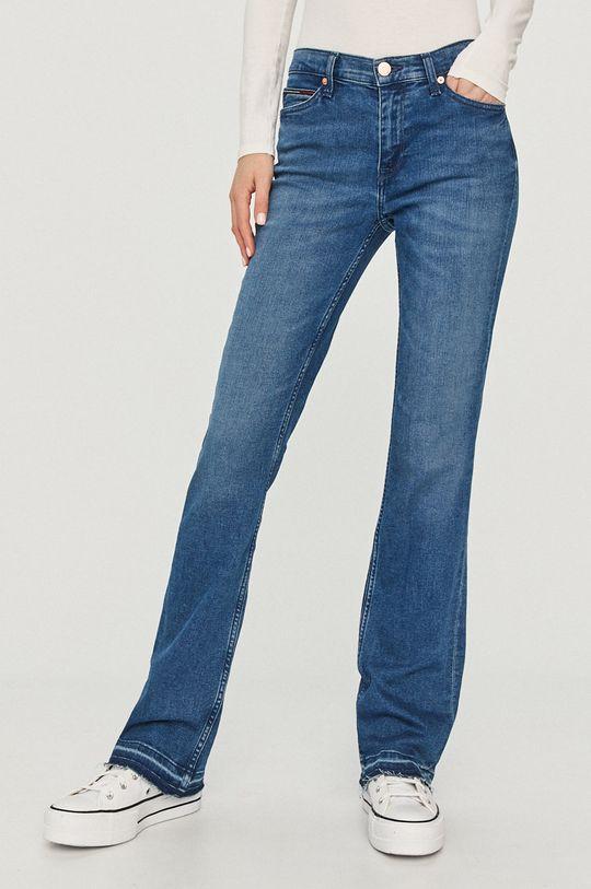 albastru Tommy Jeans - Jeansi Maddie De femei