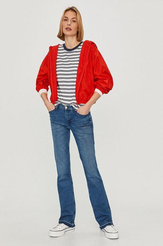 Tommy Jeans - Jeansi Maddie albastru