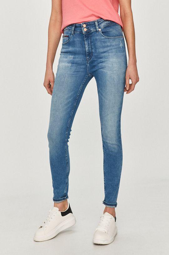 albastru deschis Tommy Jeans - Jeansi Dynamic De femei