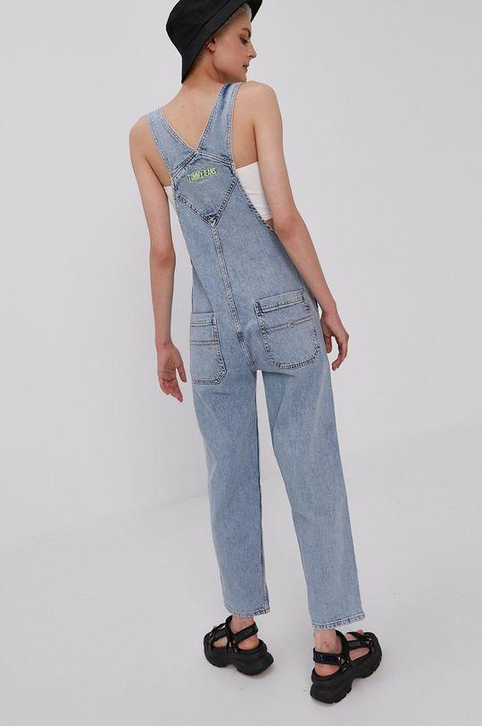 Tommy Jeans - Ogrodniczki Dungaree 99 % Bawełna, 1 % Elastan