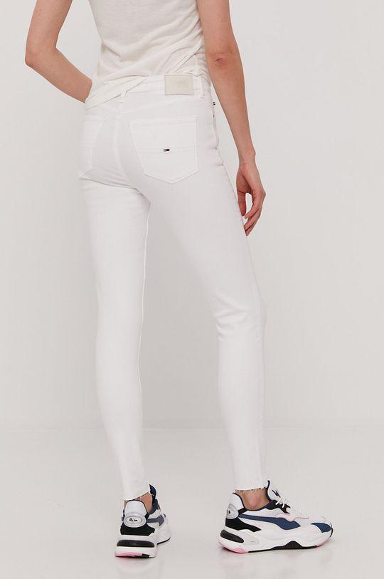 Tommy Jeans - Džíny Nora  92% Organická bavlna, 2% Elastan, 6% Polyester
