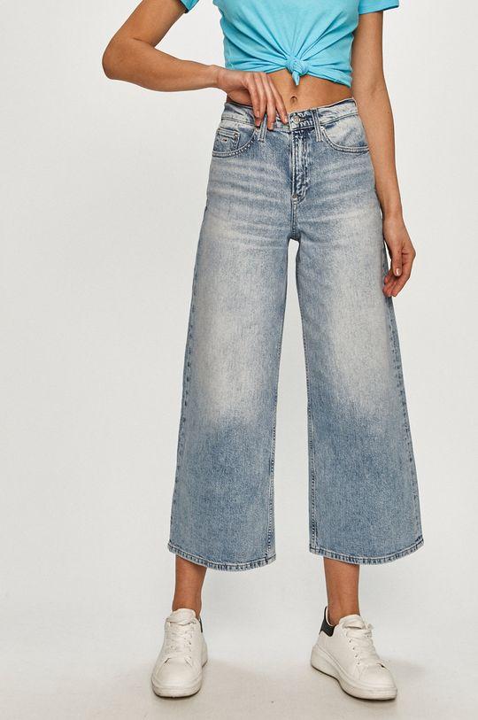 jasny niebieski Tommy Jeans - Jeansy Meg Damski