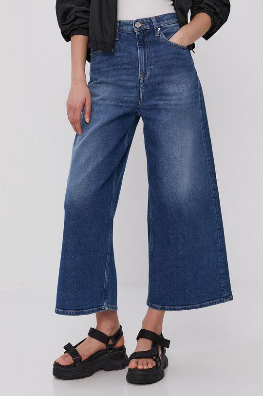 niebieski Tommy Jeans - Jeansy Meg Damski
