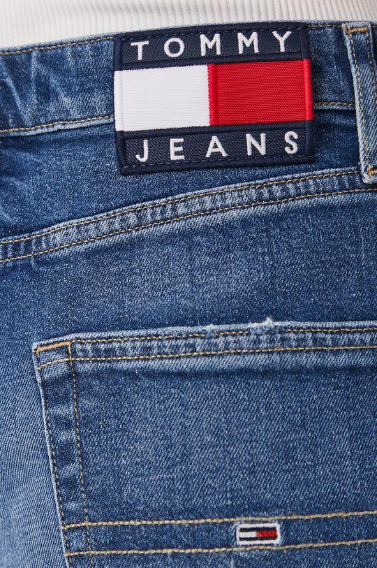 niebieski Tommy Jeans - Jeansy Meg