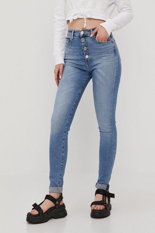 světle modrá Tommy Jeans - Džíny Sylvia Dámský