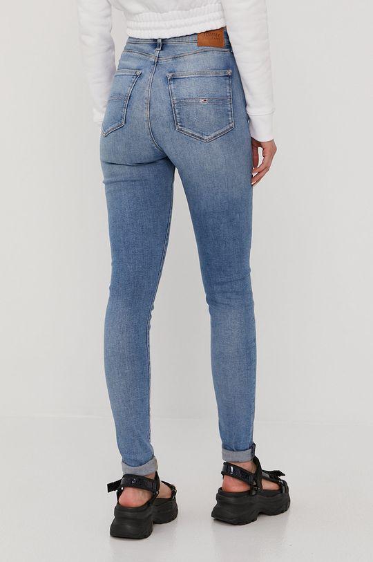 Tommy Jeans - Džíny Sylvia  83% Bavlna, 3% Elastan, 4% elastomultiester, 10% Modal