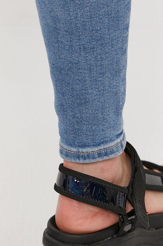 světle modrá Tommy Jeans - Džíny Sylvia