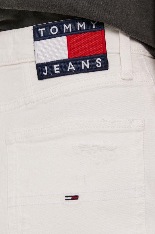 biela Tommy Jeans - Rifle
