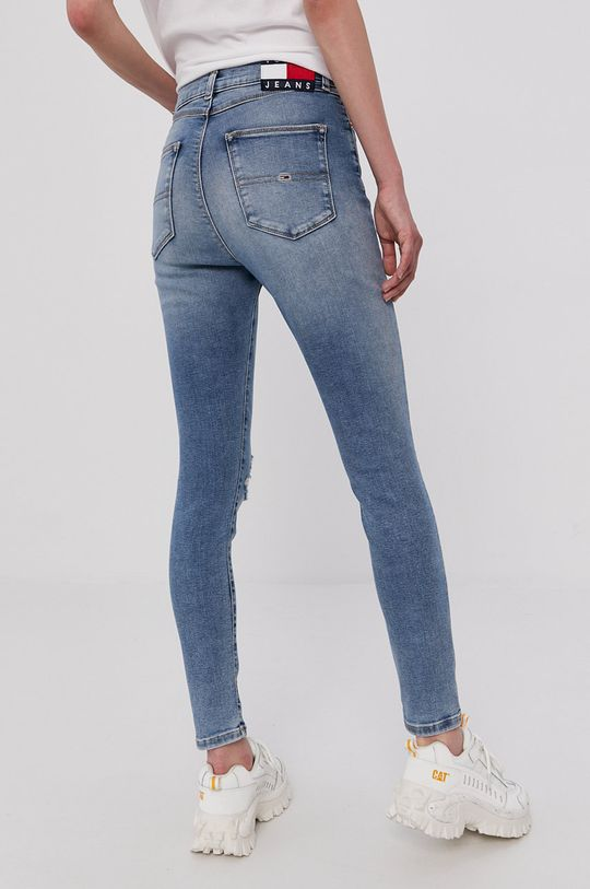 Tommy Jeans - Jeansy Sylvia 83 % Bawełna, 3 % Elastan, 4 % Elastomultiester, 10 % Modal