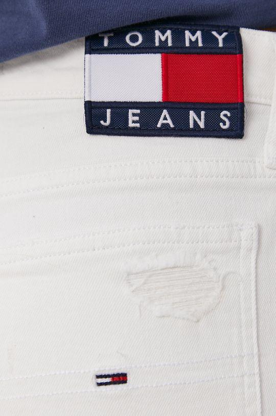 bílá Tommy Jeans - Džíny Izzy