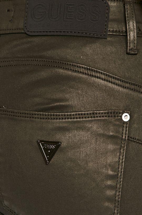 Guess - Džíny  Podšívka: 30% Bavlna, 70% Polyester Hlavní materiál: 52% Bavlna, 2% Elastan, 46% Lyocell