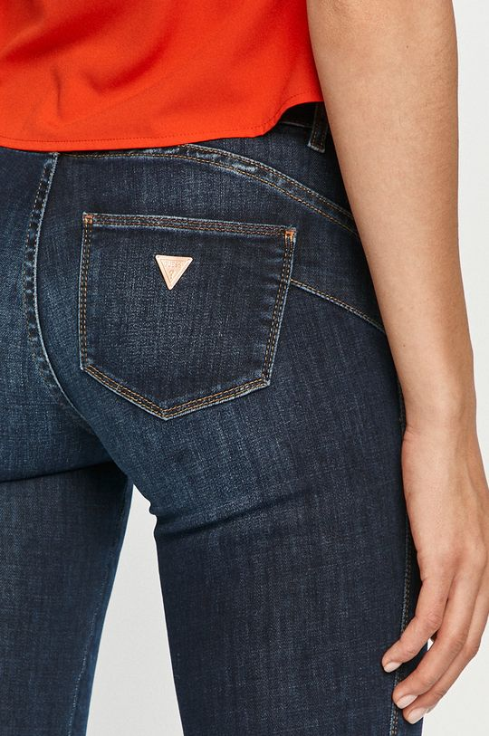 granatowy Guess - Jeansy