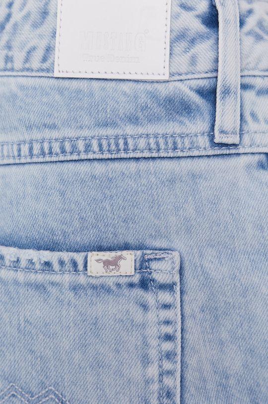 modrá Mustang - Džíny Moms
