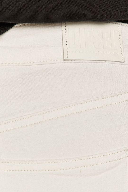 bílá Diesel - Džíny Slandy