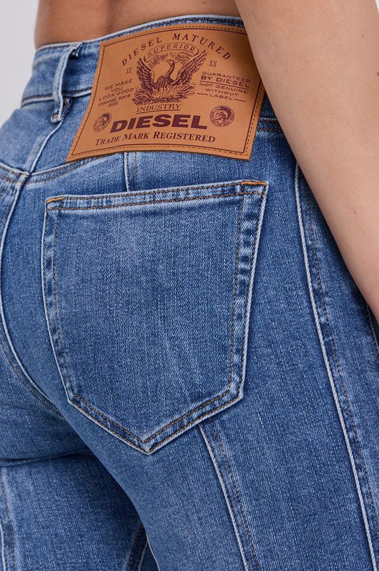 modrá Diesel - Džíny Slandy