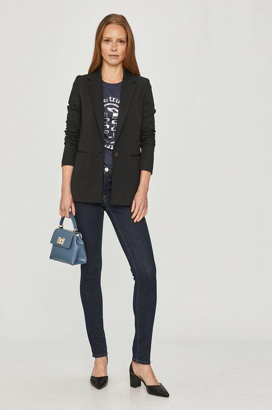 Trussardi Jeans - Džíny námořnická modř
