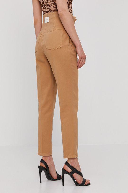 Pinko - Kalhoty  100% Bavlna