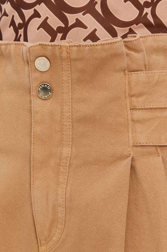 zlatohnědá Pinko - Kalhoty
