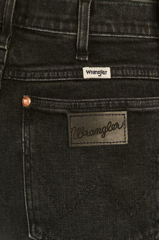 čierna Wrangler - Rifle Wild West