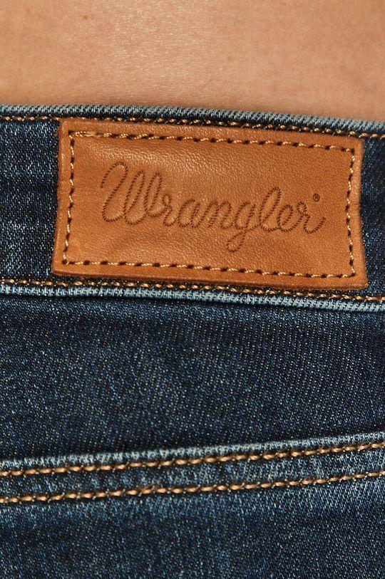 granatowy Wrangler - Jeansy
