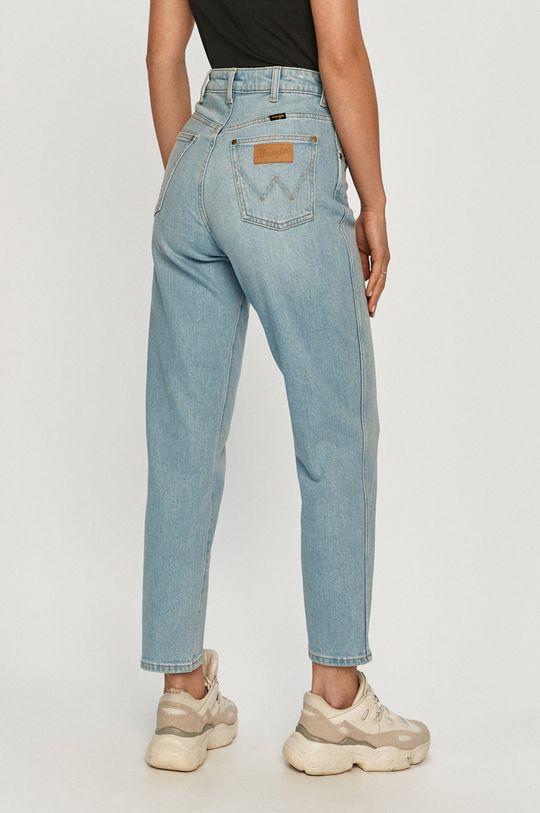 Wrangler - Rifle Mom Jeans  99% Organická bavlna, 1% Elastan