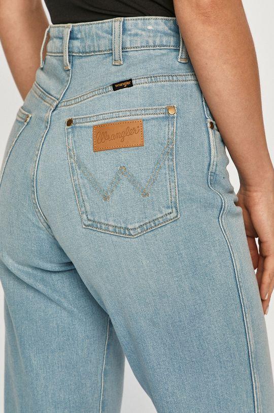 svetlomodrá Wrangler - Rifle Mom Jeans