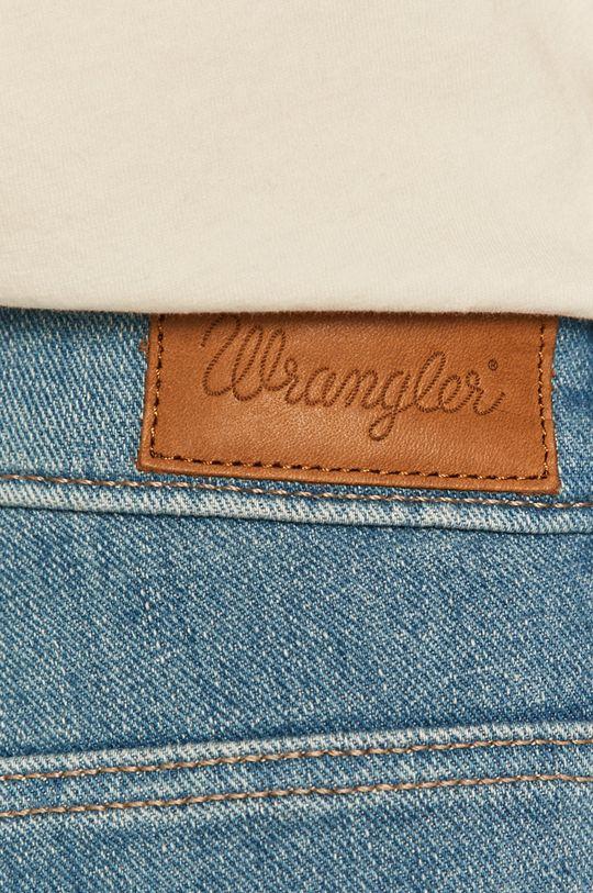 svetlomodrá Wrangler - Rifle High Rise Skinny
