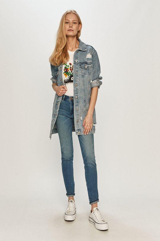 Wrangler - Jeansy Sweet Vintage jasny niebieski