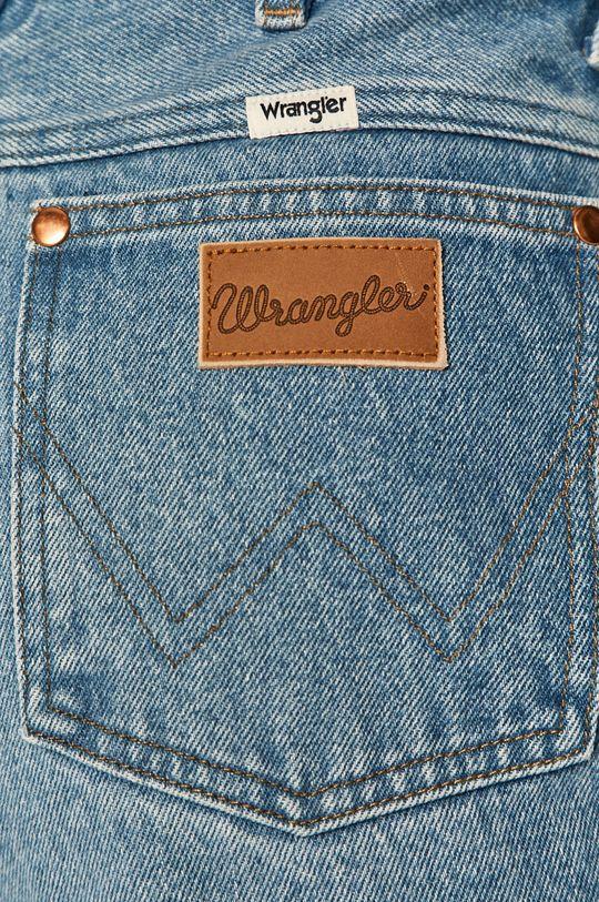 jasny niebieski Wrangler - Jeansy Wild West