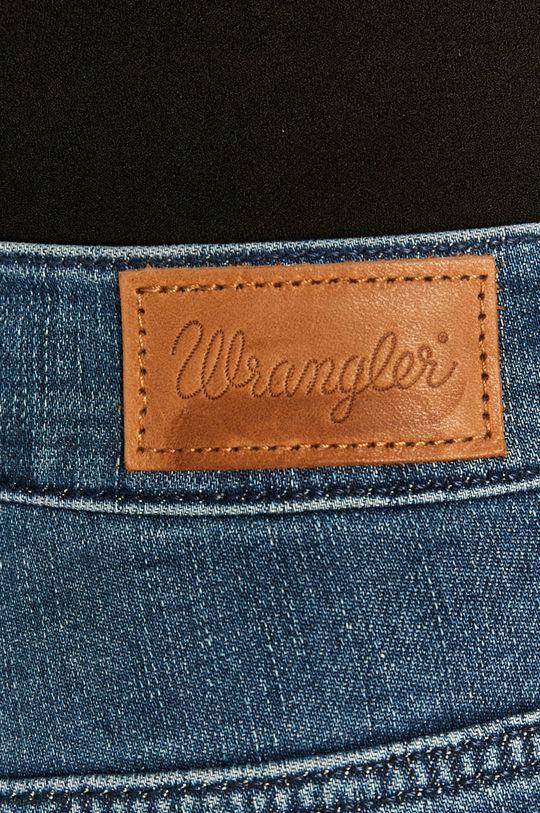 modrá Wrangler - Džíny