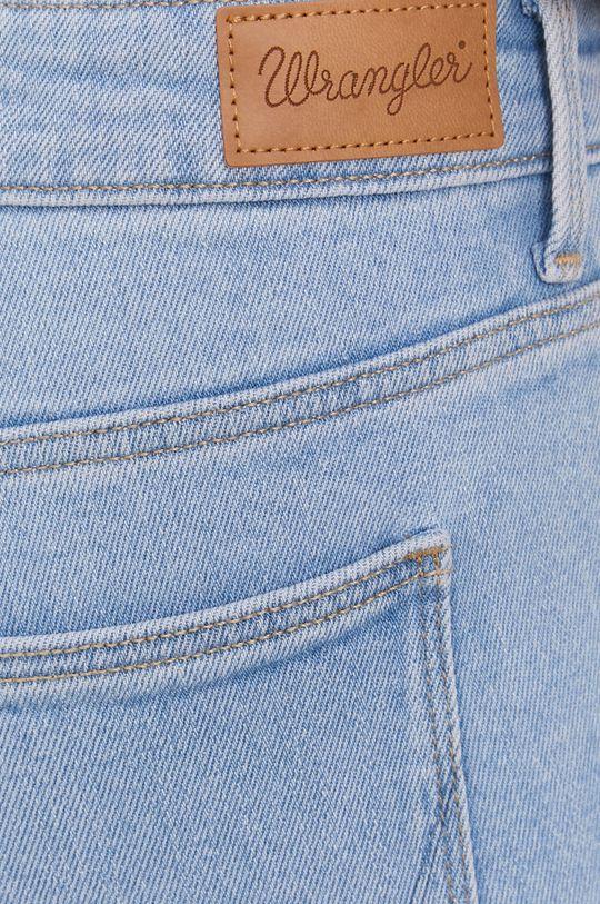 blady niebieski Wrangler - Jeansy 610