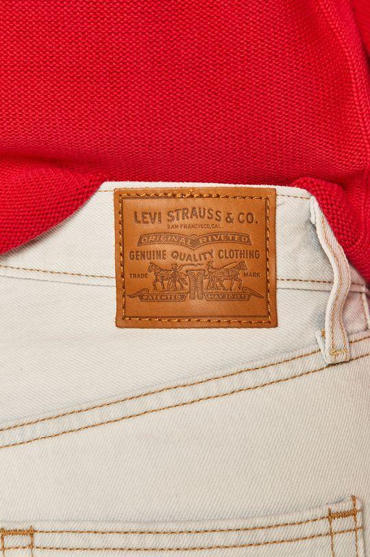 blady niebieski Levi's - Spodnie Ribcage Wide Leg