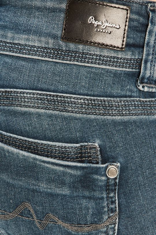 modrá Pepe Jeans - Džíny Venus