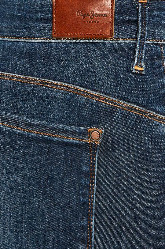 niebieski Pepe Jeans - Jeansy Zoe