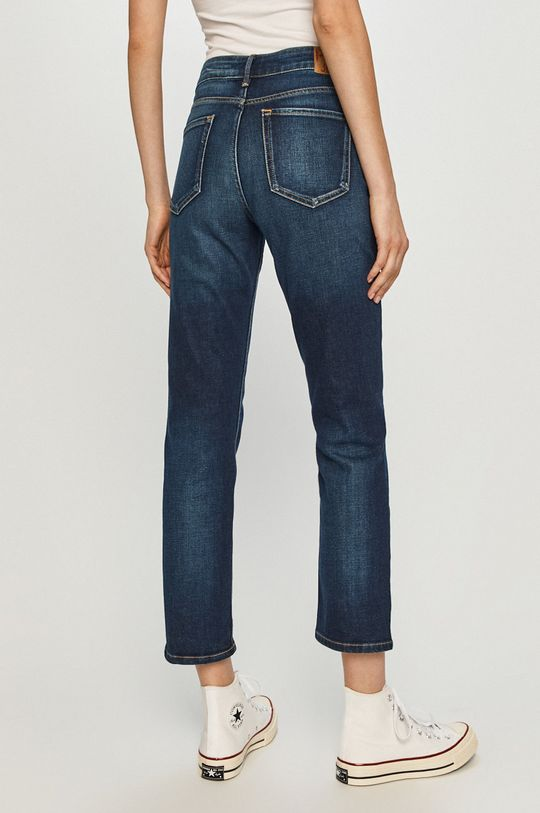 Pepe Jeans - Džíny Mary  90% Bavlna, 3% Elastan, 7% Polyester