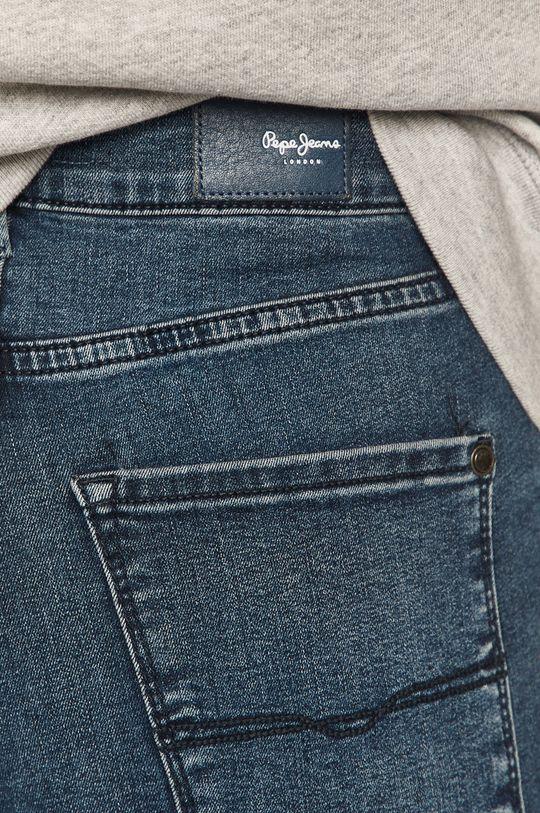 niebieski Pepe Jeans - Jeansy Regent