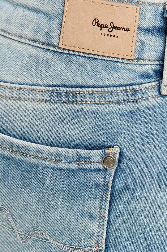 modrá Pepe Jeans - Džíny Soho