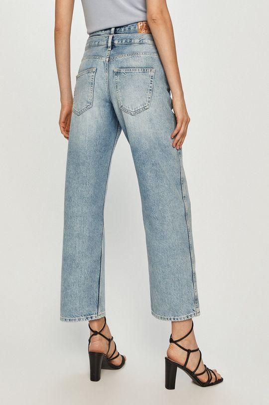 Pepe Jeans - Jeansy Blaze x Dua Lipa 100 % Bawełna