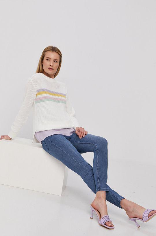 niebieski Vero Moda - Jeansy Damski