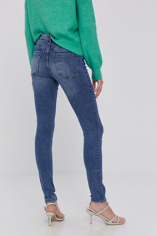 Vero Moda - Jeansy Seven 69 % Bawełna organiczna, 3 % Elastan, 25 % Poliester, 3 % Wiskoza